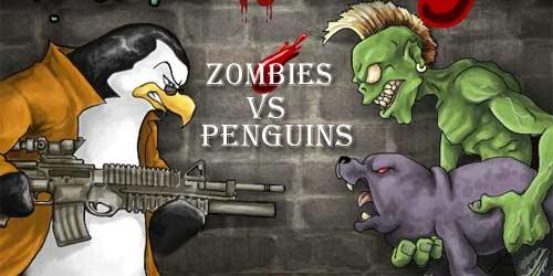zombie vs penguins thumbnail