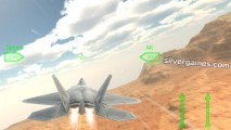air combat simulator gameplay