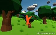 bird simulator gameplay