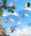 flip diving tricks