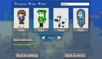 mine blocks skins