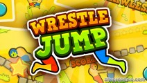 wrestle jump logo